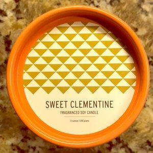 Sweet Clementine Fragranced Soy Candle 7.1 oz